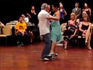 Soha Mil Pasos Tango Performance  Homer & Cristina Ladas at ASU in 2011