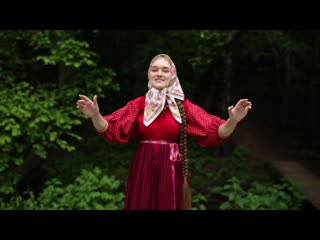 Кузнецова Елизавета - Ай, Наташа, ты Наташа (Шуточная с. Фощеватово)