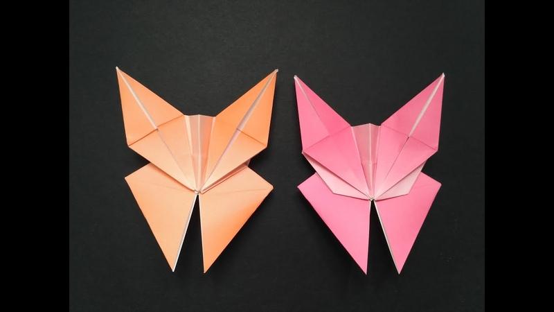 Бабочка из катамарана Butterfly by Tatiana Khliamova Mariposa