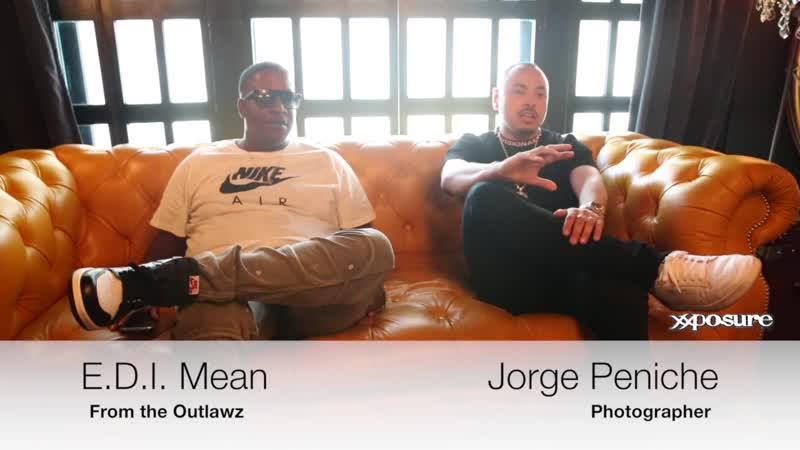 MC Sessions - E.D.I. Mean (The Outlawz) Jorge Peniche (All $ In)