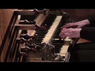 578 j. s. bach - fugue in g minor 'little fugue',  bwv 578 -  maciej bator, organ