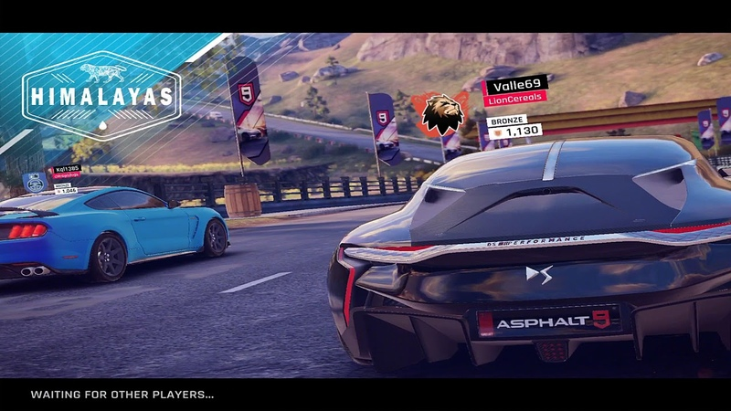 Asphalt 9: Legends Official Iphone/Ipad/Android Gameplay 1080p 192