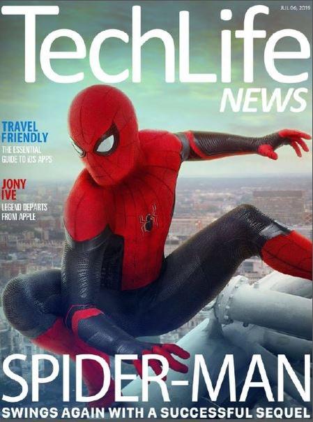 Book cover Techlife News 06