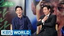 """Interview for movie """"The Merciless"""" : Lim Siwan Seol Kyunggu [Entertainment Weekly / 2017.04.24]"""