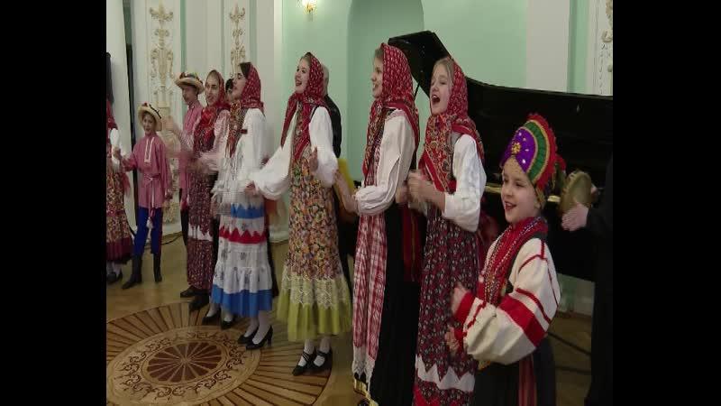 Сегодня в Курске поощрили губернаторскими стипендиями одаренных детей