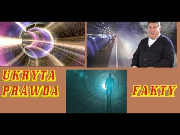CERN APOKALIPSA I WIELKI TUNEL