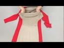ж88. Платья женские зима/крем. Упаковка 24,78 кг. Цена 1049 руб/кг. С/с 371 руб/шт. Количество 70 шт. Цена упаковки 25995 руб. А