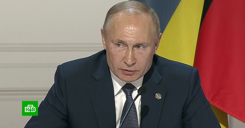 Путин заявил о политическом характере антироссийских санкций WADA