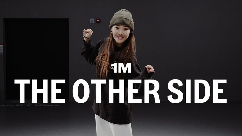 SZA Justin Timberlake The Other Side Amy Park Choreography