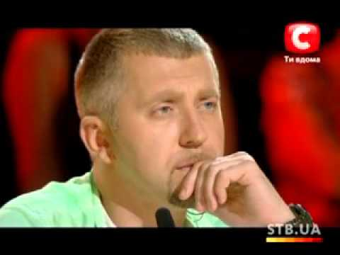 Х фактор Третий сезон Харьков Виолетта Козакова