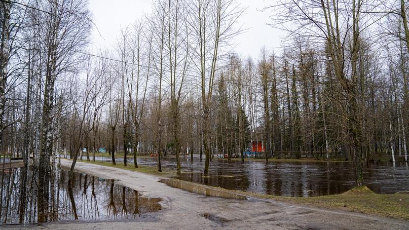 Паводок в Ухте: мониторинг, прогнозы и принимаемые меры, изображение №4