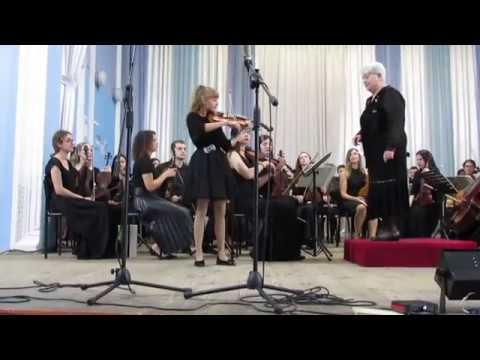 «Грають юні музиканти Криворіжжя». Романова Аліна