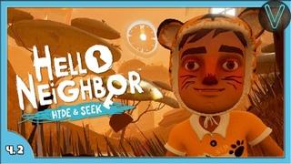 Адская погоня за игрушками / Эп. 2 / Hello Neighbor: Hide and Seek