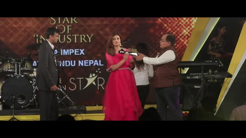 N A Impex Kathmandu Nepal ¦Star Of Industry Award by Parineeti Chopra ¦ RAGHANI