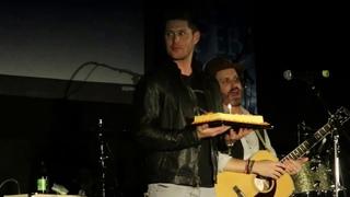 Happy Birthday Jensen Ackles - Supernatural Nashville Convention 2017