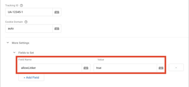 Упрощение конфигурации Google Analytics с помощью диспетчера тегов Google, изображение №6