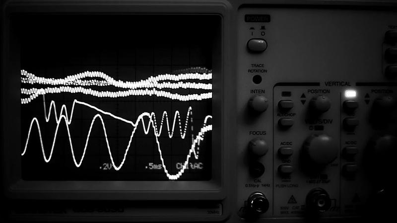 Oscilloscope - benjolin erica bbd delay