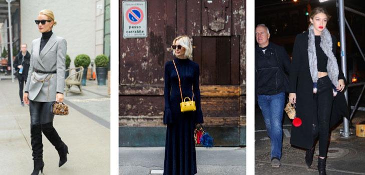 Wow-тренд на микро-сумки: Что стоит знать о маленьких сумочках и с чем их носить?