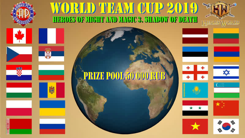 0 World Team Cup 2019 Draw Жеребьевка турнира