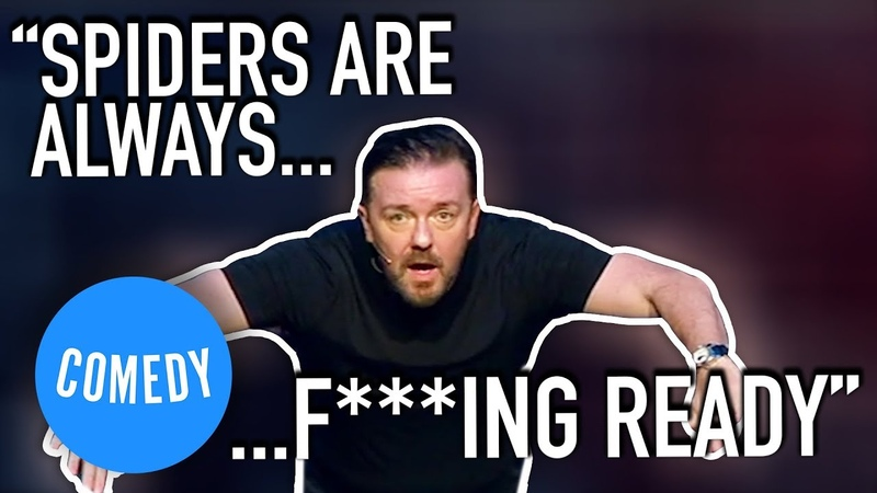 Ricky Gervais On NOAHs Ark