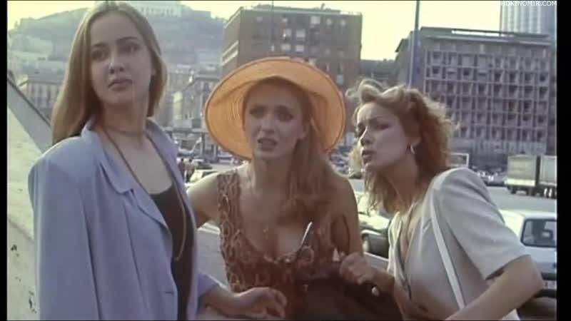 Веселенькая поездка, комедия, Россия-Украина, 1994