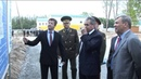 Министр обороны РФ С.Шойгу посетил РЛС в Калининградской области
