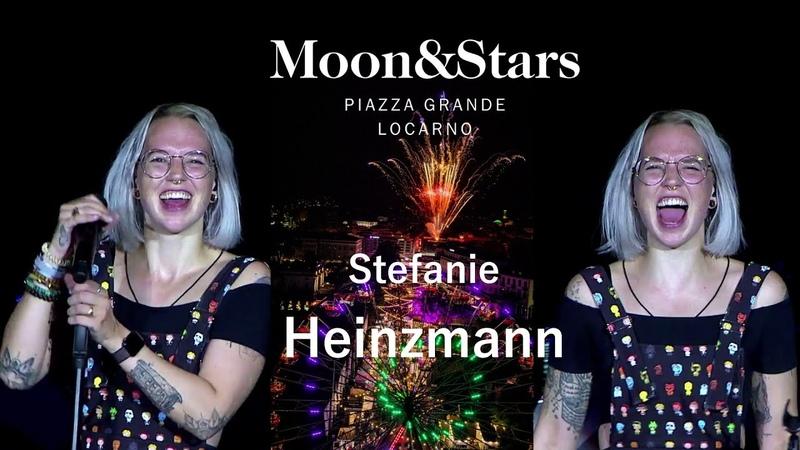 Stefanie Heinzmann Moon Stars 2019 Diggin' In The Dirt In The End Live @ Locarno