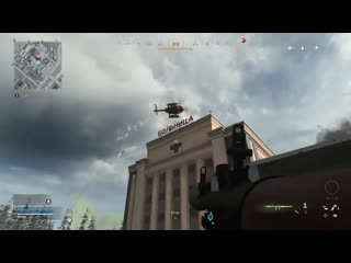 The mad lad almost outran a missile! Warzone