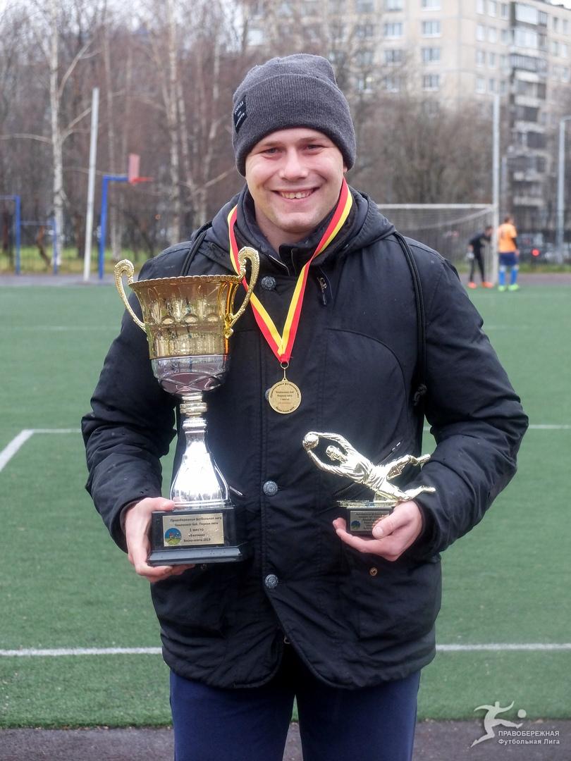 Никита Борисов (