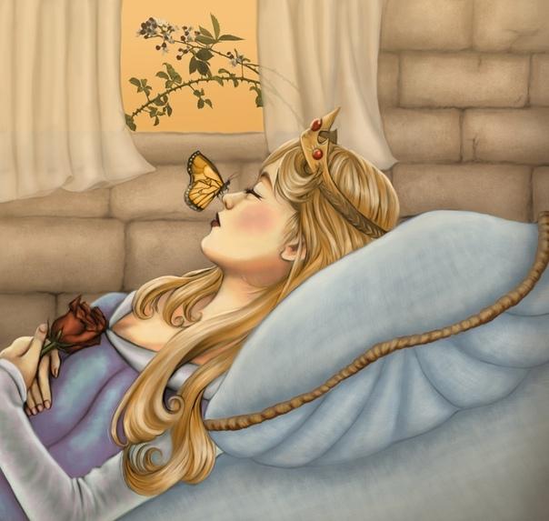 Принцесса проснулась прикольные картинки