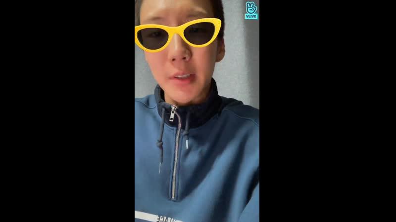 16.11.2019 - Lee SeungHoon of WINNER on V Live (eng.sub)