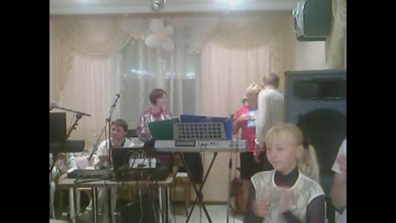 Весілля Андрійка і Олі Гринюків 07 09 2013 р Марія с Запитів