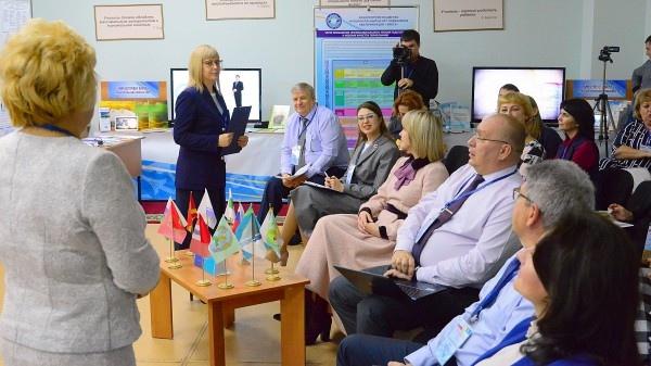Курганская делегация приняла участие в открытии Международного методического центра «Академия педагогического мастерства: навыки XXI века»