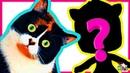 КОТ КУКИ из Сливки шоу ❤️ ООАК часть 1 / КОТИКИ / Как сделать Muza Rukodeliya 🌺