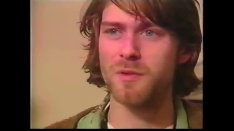 Kurt Cobain of Nirvana interview January 21st 1993 BMG Ariola Ltda Rio de Janeiro COMPLETE