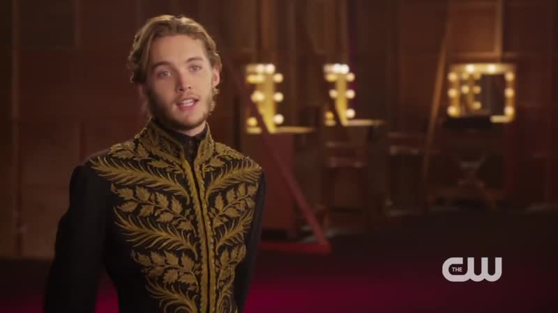 Reign Toby Regbo Interview 2013 (2)