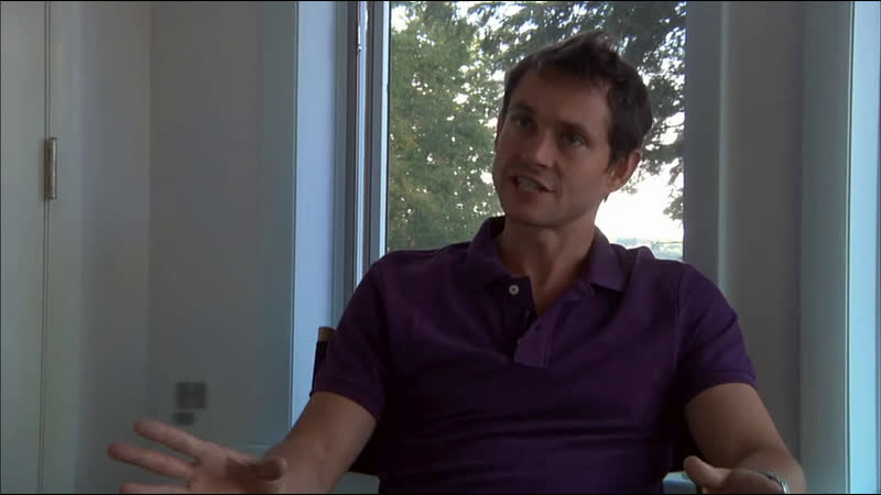 Hugh Dancy and others on Martha Marcy May Marlene Part 2