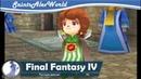 4 Final Fantasy IV - Встреча с Голбезом. Босс Мама бомба