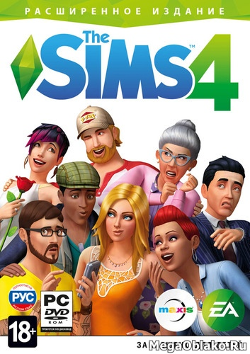 The Sims 4: Deluxe Edition [v 1.56.52.1020 + DLCs] (2014) PC | Repack от xatab