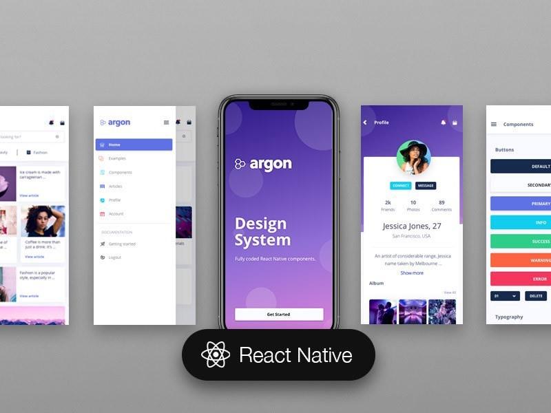 Лучшие шаблоны для мобильных приложений и темы 2019 года, изображение №4