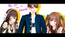 【MMD】 Boy.. you so Kawaii !!*≧ω≦* But and Girl?.. (BTS Female Funs) 4K