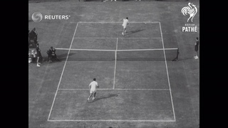 USA: TENNIS:  AUSTRALIA WINS DAVIS CUP: (1955)