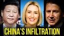China unterwandert Europa mit der Salami Taktik Spalten und Erobern Declassified Deutsch