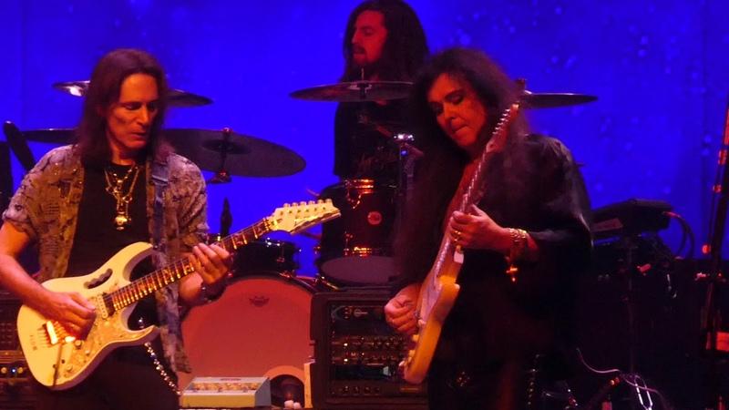 Bohemian Rhapsody Steve Vai Malmsteen Zakk Wylde Nuno@Atlantic City 113018