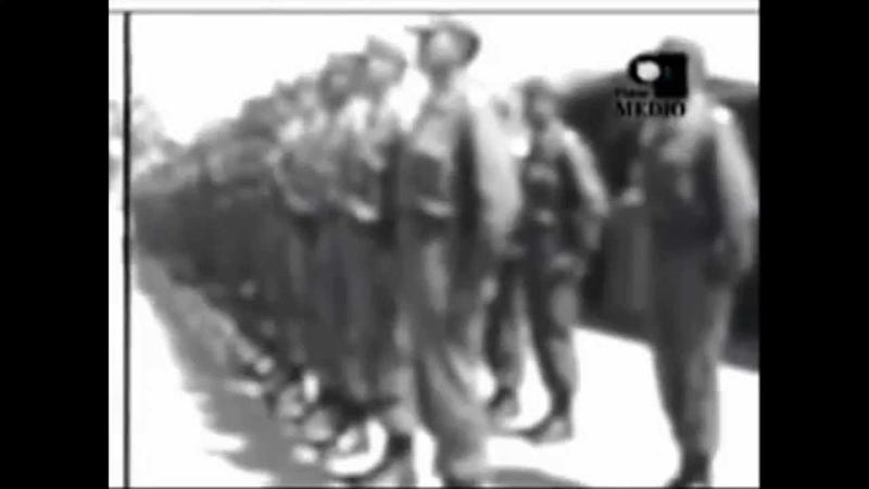 Militar Bolivia TRES PASOS AL FRENTE