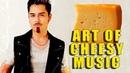 MACK THE PRODUCER DJ VLOG ART OF CHEESY MUSIC