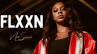 FLXXN - OFFICIAL MUSIC VIDEO   Nia Sioux feat. RIDDICK