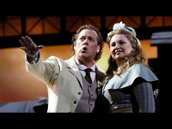Manon Lescaut by Giacomo Puccini. Liudmyla Monastyrska, Gregory Kunde, Emmanuel Villaume.