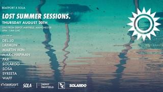 Syreeta DJ set - Sola Summer Sessions    Live