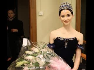 Олеся НОВИКОВА, балерина и мама троих детей. Царская ложа.